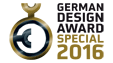 German Design Award 2016 Nominee Logo